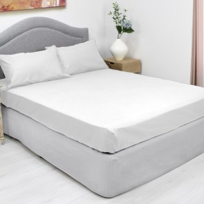 Cotton Rich Super King Fitted Sheet Combo 3000TC by Ardor