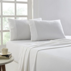 175 Gsm Egyptian Cotton Flannelette Dyed Sheet Sets by Park Avenue
