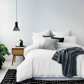 1000TC Super Soft Collection Doona King Single Quilt Cover Set
