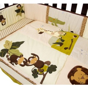 Wild Things 5 Pcs Set  by Amani Bebe