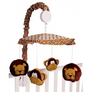 Wild Things Cot Mobile by Amani Bebe