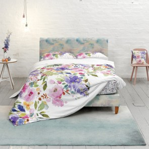 Wisteria KS/DB Quilt Cover Set by Bluebellgray