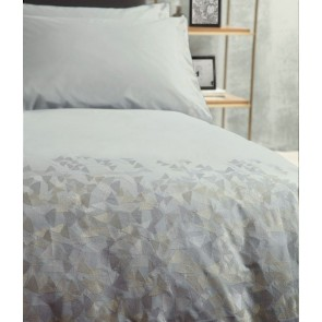 Wood Rose Quilt Cover Set by Cloth & Clay Linen