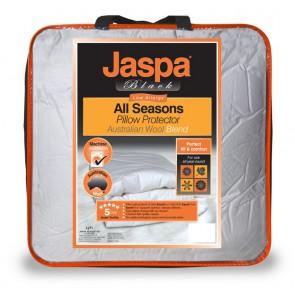 Wool All Seasons Pillow Protector