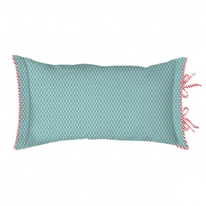 Yellow Melody Cotton Cushion by Pip Studio