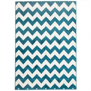 Zig Zag Egyptian Made Indoor/Outdoor Rug by Unitex