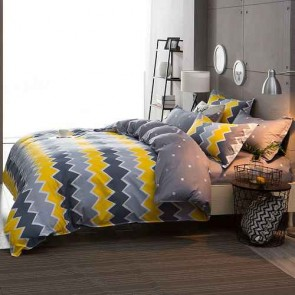 Ziggy Quilt Cover Set by Fabric Fantastic