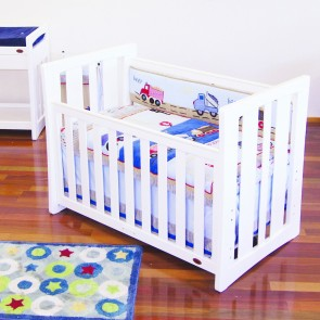 Zimbali 4 In 1 Cot by Babyhood