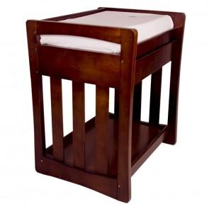 Zimbali Change Table With Draw Espresso by Babyhood