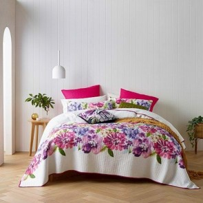 Zoey Single Bedspread Set by Bianca