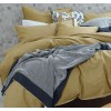 Stitch Quilt Cover Orche by MM Linen