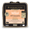 Wool All Seasons Double Quilt by Herington (Pack of 2)