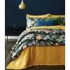 Aurum Gold Bedspread Set by MM Linen