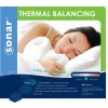 Sonar Thermal Balancing Double Mattress Topper by Bambury