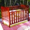 Rio 4 in 1 Cot by Babyhood