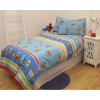 Robots Single Quilt Cover Set by Jelly Bean Kids