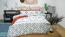 Imala Black & White Quilt Cover Set by Apartmento