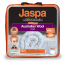 Wool Luxurious Double Machine Washable by Jaspa Black