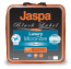 Luxury Microfibre Single Quilt by Jaspa Black