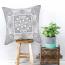Prelude European Pillowcase by Bambury