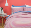 Bed T Dahlia Single Quilt Cover Sets by Bambury