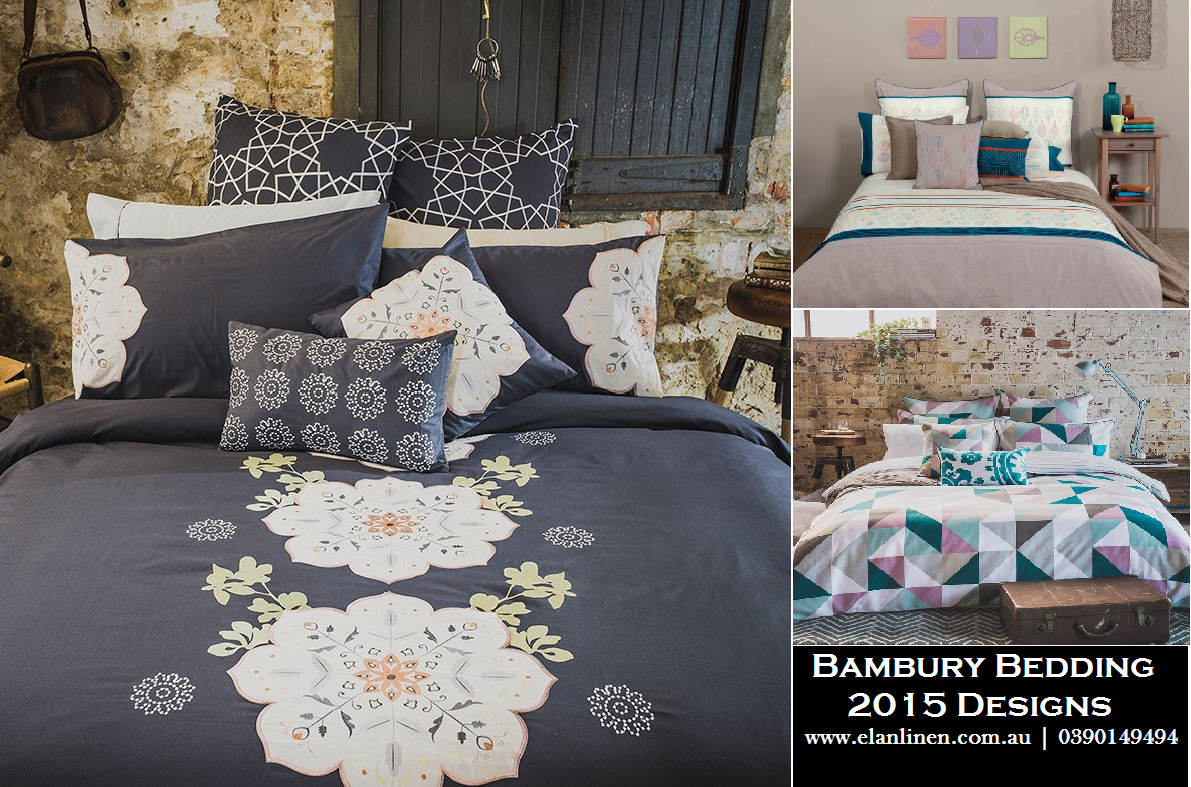 bambury 2015 bedding
