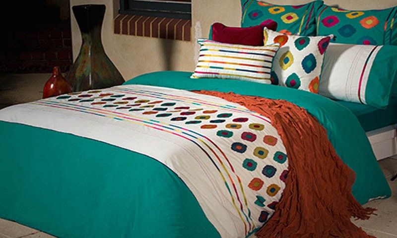 shop online maya quilt cover by Bambury