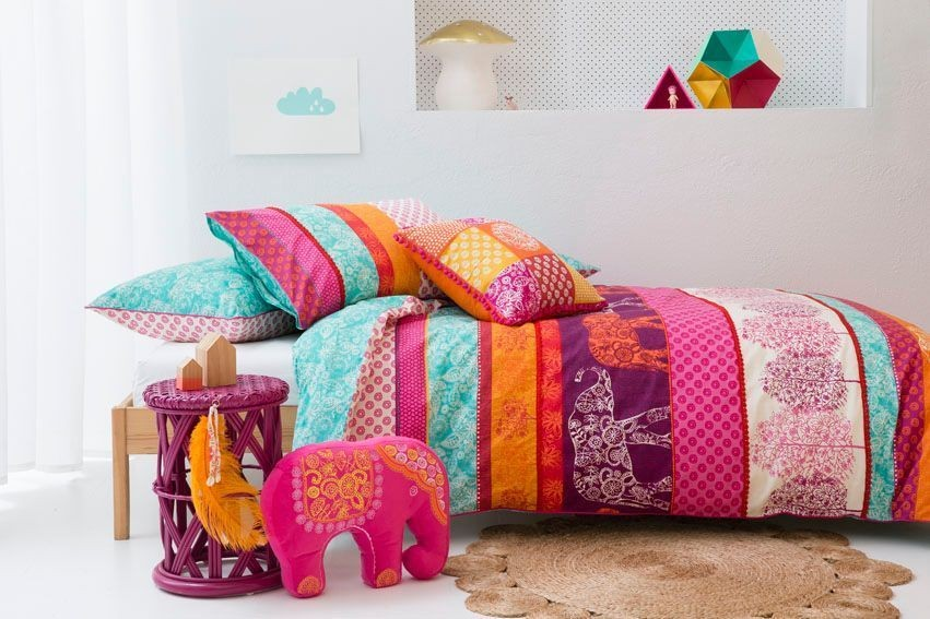 Ellie Single Quilt Cover Set by Kas Kids
