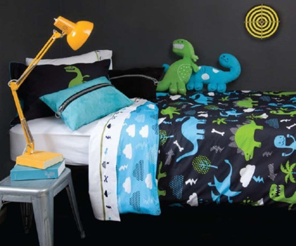 Bones Sheet Set by Kas Kids