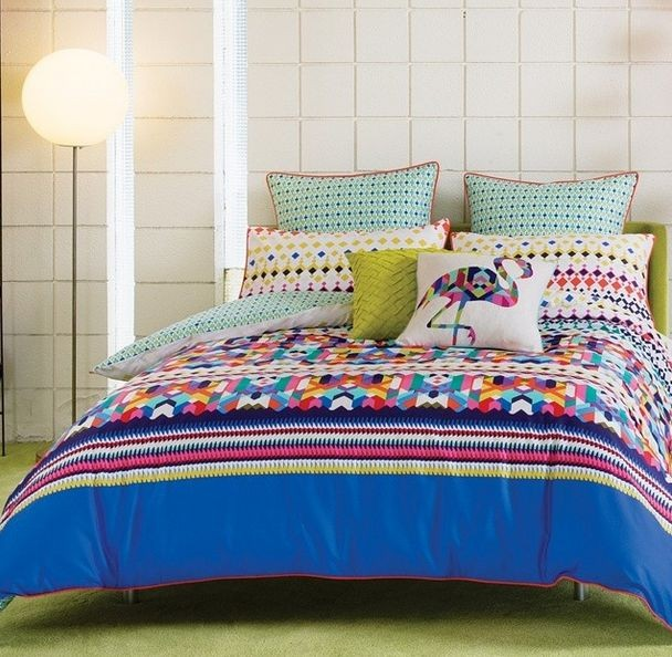 Quilt Cover Set by Kas Australia
